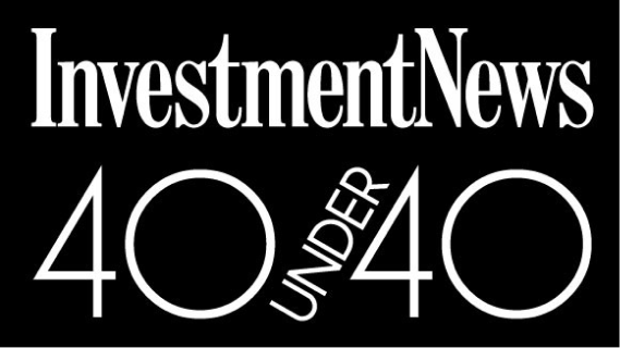 Investment News 40 Under 40 Logo