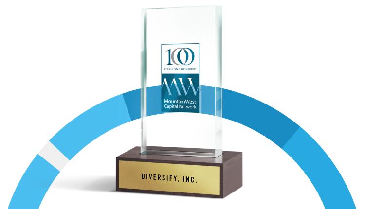 MWCN Utah 100 Award